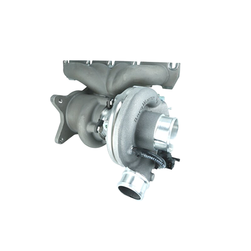 Borg-Warner EFR-6758 VAG 2.0 TFSI turbo upgrade met spruitstuk
