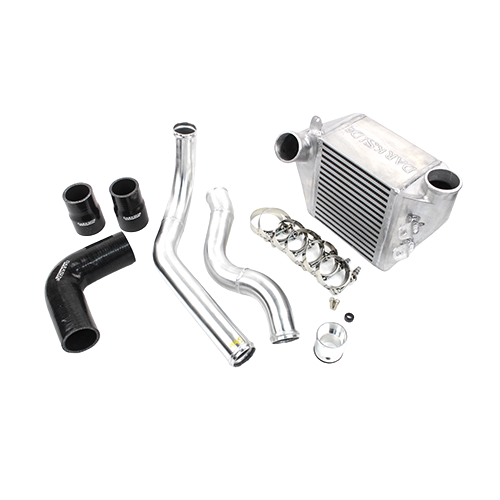 Darkside upgraded Side Mount Intercooler Kit voor 1.9 TDI PD130 ASZ
