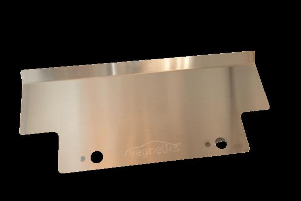 Vagnetics Aluminium hitteschild voor spruitstuk 2.0 TFSI