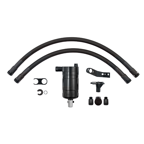 Forge Catch-can kit Audi RS3 / TT RS 2.5 TFSI