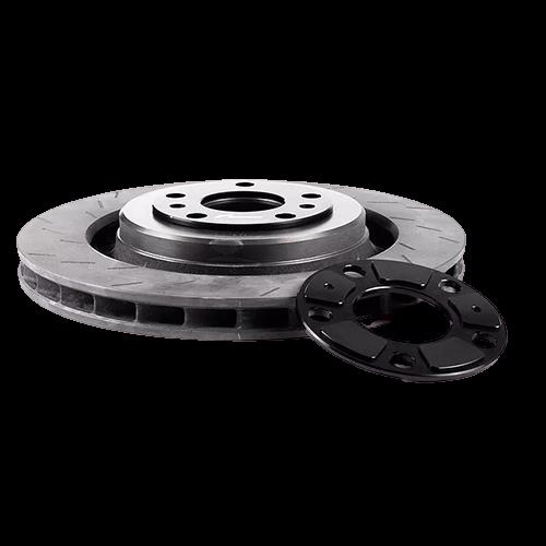 VWR Racingline hub adapter 5mm (big brake kit)