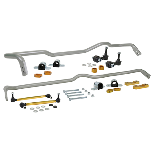 Whiteline Stabilisatorstang kit MQB VW Golf 7R, Audi S3 8V Quattro