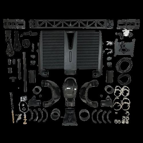 MRC RS6 & S6 C7 Air to Air Intercooler Upgrade